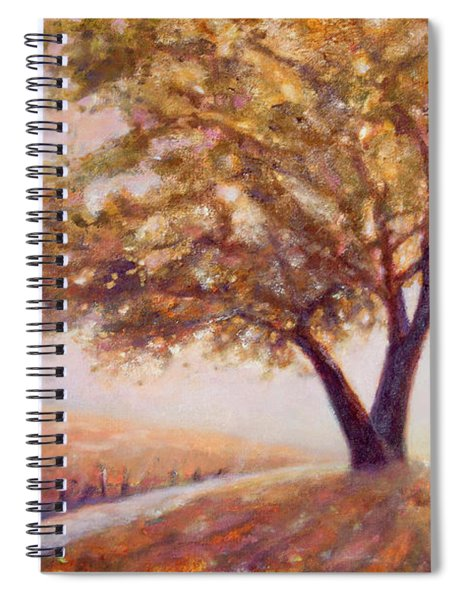 Paso Robles Oak Tree Spiral Notebook