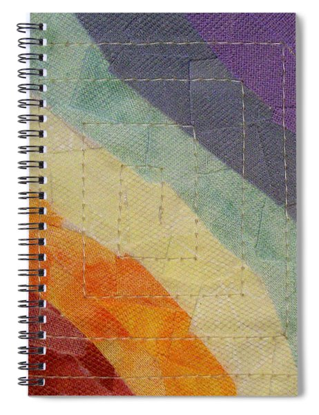 Pastel Color Study Spiral Notebook