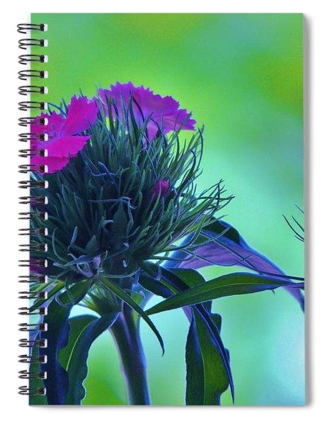 Pastel Spring Spiral Notebook