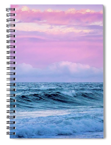 Pastel Summer  Spiral Notebook