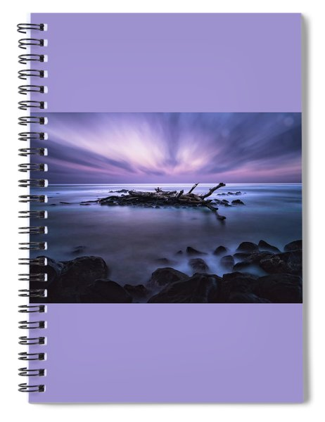 Pastel Tranquility Spiral Notebook