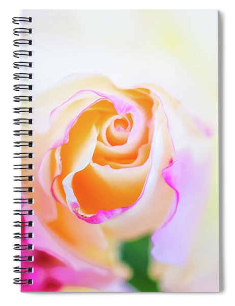 Pastels Spiral Notebook