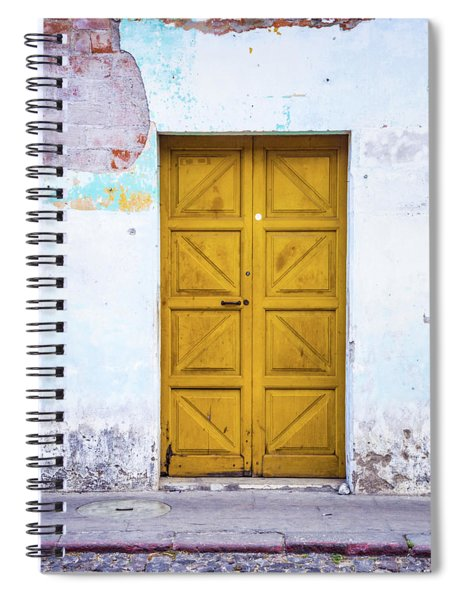 Patina Spiral Notebook