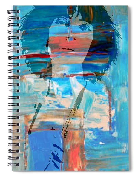 Patti Smith Spiral Notebook