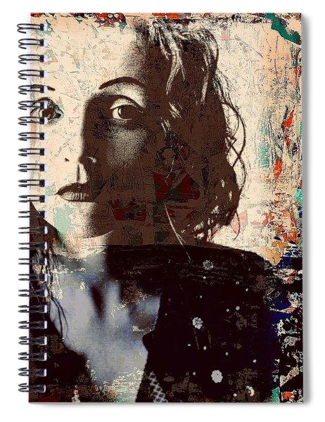 Patty Griffin Spiral Notebook
