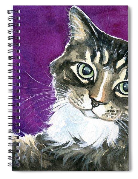 Paw Love Spiral Notebook