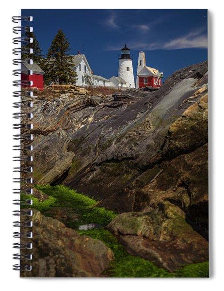 Pemaquid Point Spiral Notebook