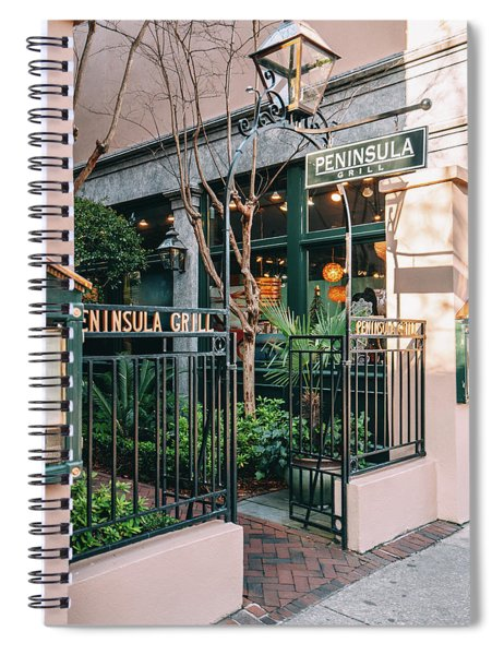 Peninsula Grill Spiral Notebook