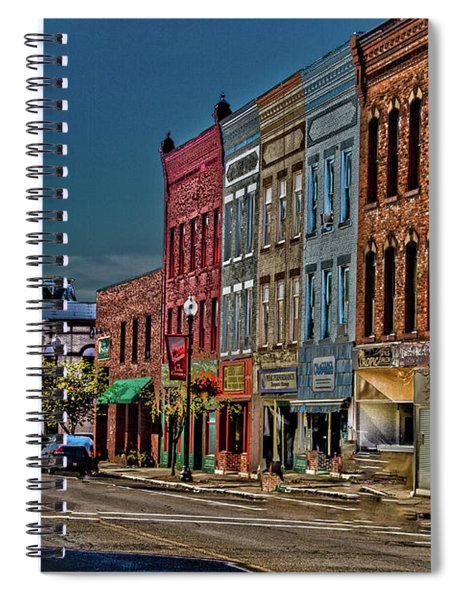 Penn Yan Spiral Notebook