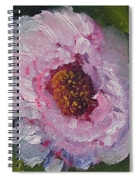 Peony Spiral Notebook