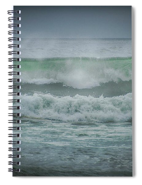 Perfect Curl Spiral Notebook