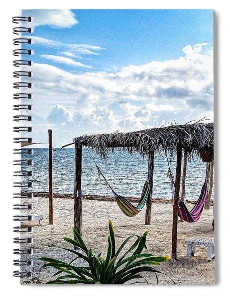 Perfect Getaway Spiral Notebook
