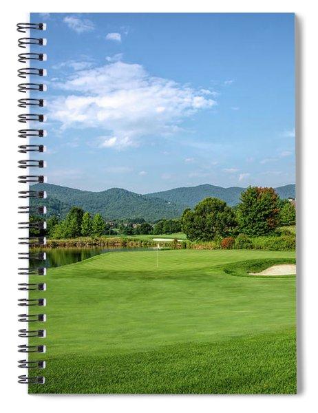 Perfect Summer Day Spiral Notebook