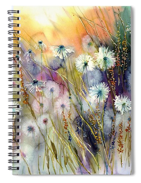 Perfect Summer Spiral Notebook