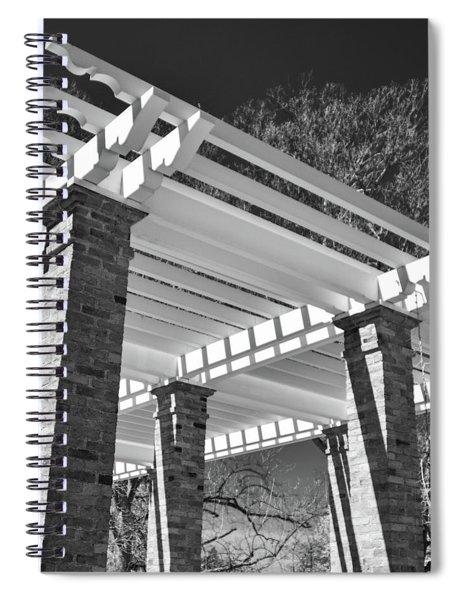 Pergolia Spiral Notebook