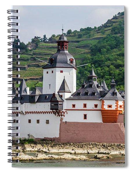Pfalzgrafenstein Castle Spiral Notebook