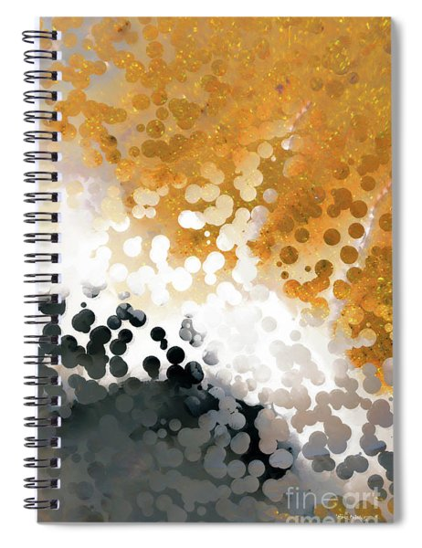 Philippians 4 13. All Things Through Christ Spiral Notebook