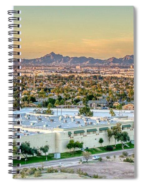 Phoenix Vibe Spiral Notebook