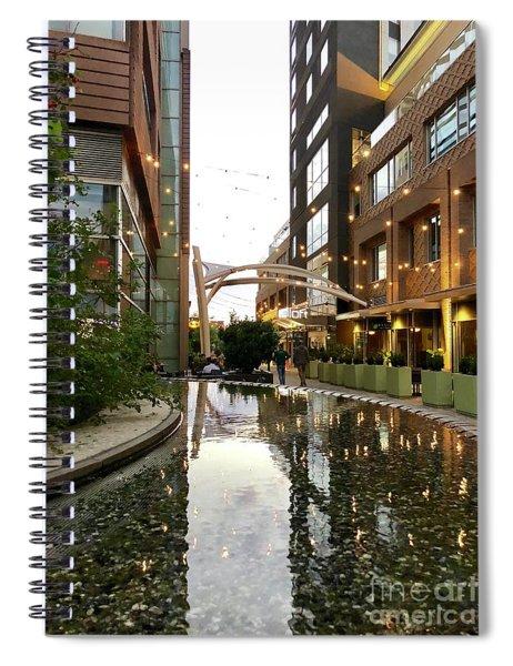 Piazza Bergamo Spiral Notebook