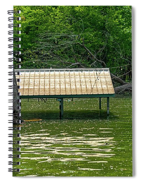 Picnic For One Spiral Notebook