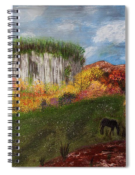 Pilot Mountain Spiral Notebook
