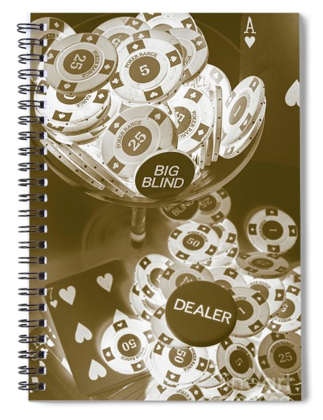 Pina Pokada Spiral Notebook