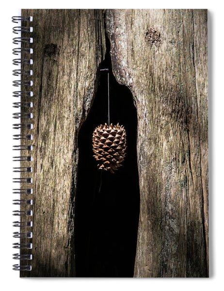 Pinecone  Spiral Notebook