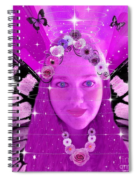 Pink Promises Spiral Notebook