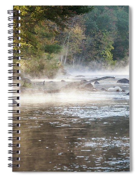 Pipeline Pool  Spiral Notebook