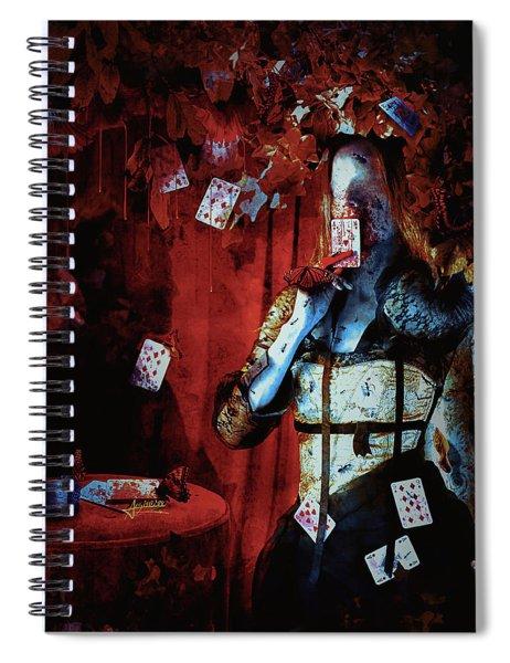 Player Spiral Notebook