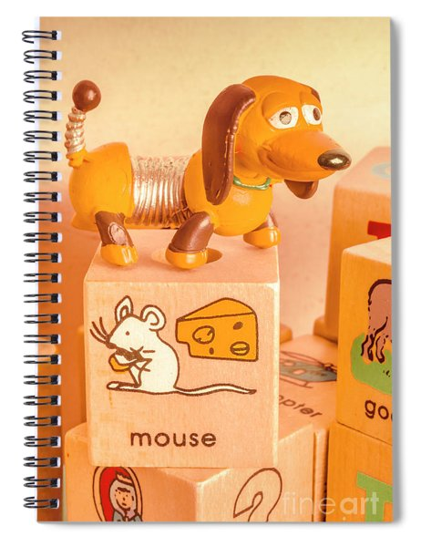 Playtime Pets Spiral Notebook