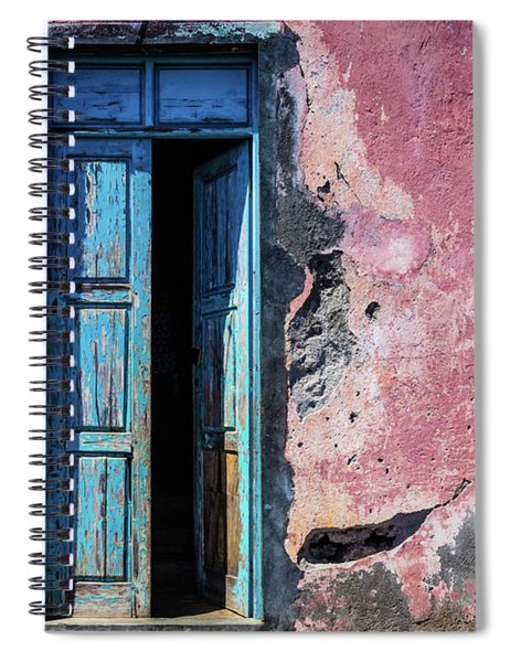 Please Come In Spiral Notebook