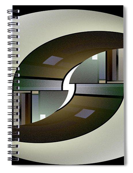 Ezra Spiral Notebook