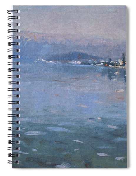 Pogradeci Albania Spiral Notebook
