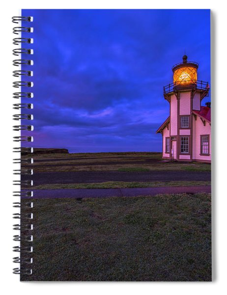 Point Cabrillo Light Station - 3 Spiral Notebook