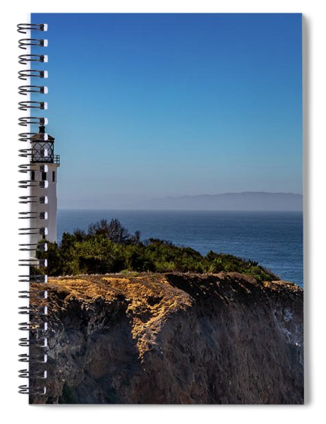 Point Vicente Lighthouse Spiral Notebook
