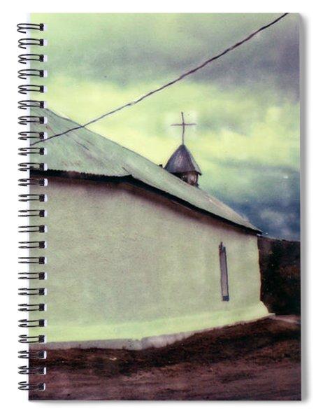 Polaroid Sx-70 Hand Manipulated 3 Spiral Notebook