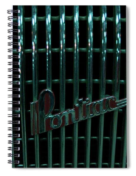 Pontiac - Close Spiral Notebook