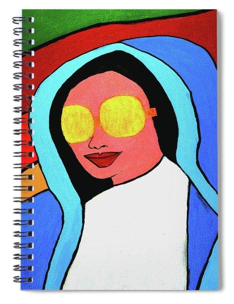 Pop Virgin Spiral Notebook