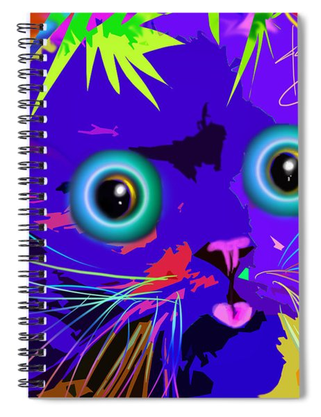 pOpCat Lusardi Spiral Notebook