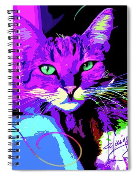 pOpCat Sophie Spiral Notebook