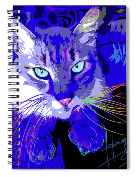pOpCat Timmy Spiral Notebook