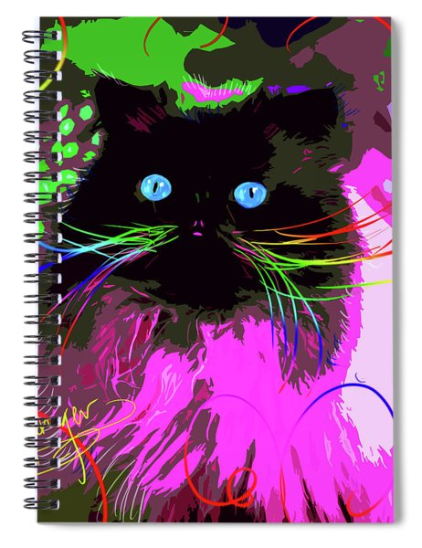 pOpCat Tom Spiral Notebook