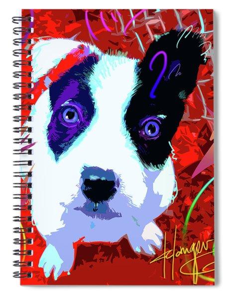 pOpDog Hanzo Spiral Notebook