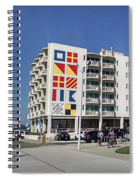 Port Royal Hotel Wildwood Nj 2019 Spiral Notebook