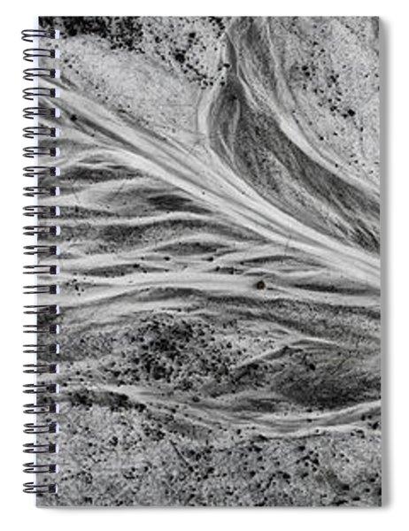 Prehistoric Flow Spiral Notebook