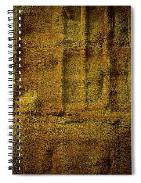Prehistoric Scene Spiral Notebook