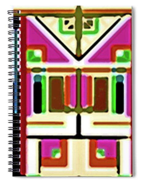 Pretentious Spiral Notebook