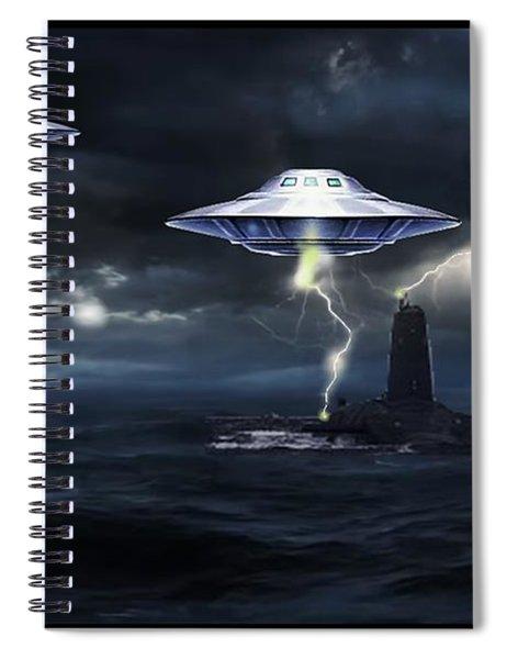 Prevention Spiral Notebook