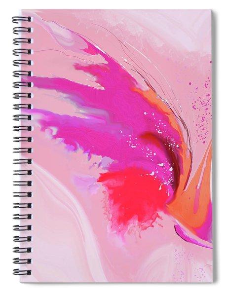 Primavera Spiral Notebook by Gina Harrison